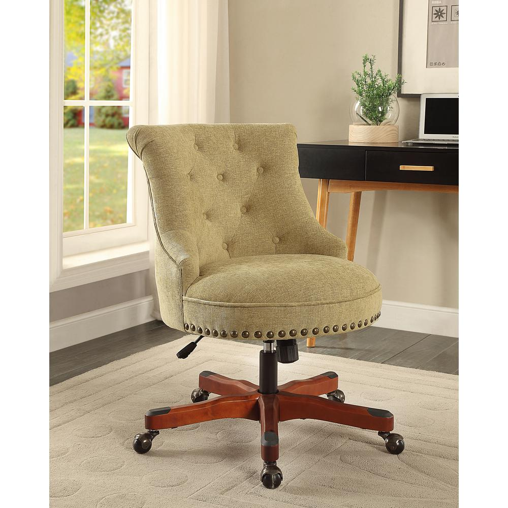 Delicieux Sinclair Green Office Chair