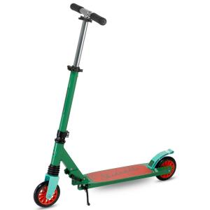 Scooride Skedaddle S-30 Premium Folding Kids Kick Scooter in Green by Scooride