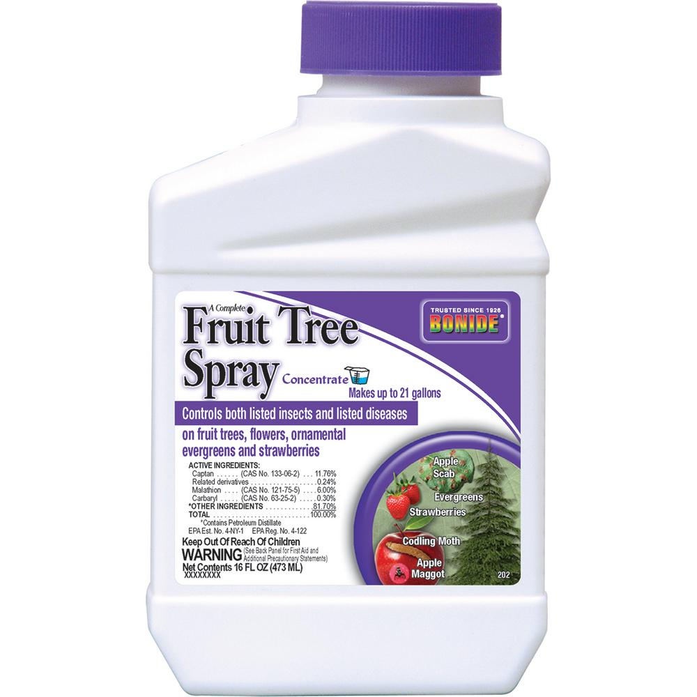 bonide 16 oz  fruit tree spray concentrate-202