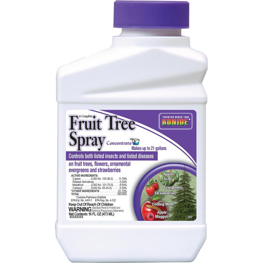 BONIDE 16 oz Fruit Tree Spray Concentrate