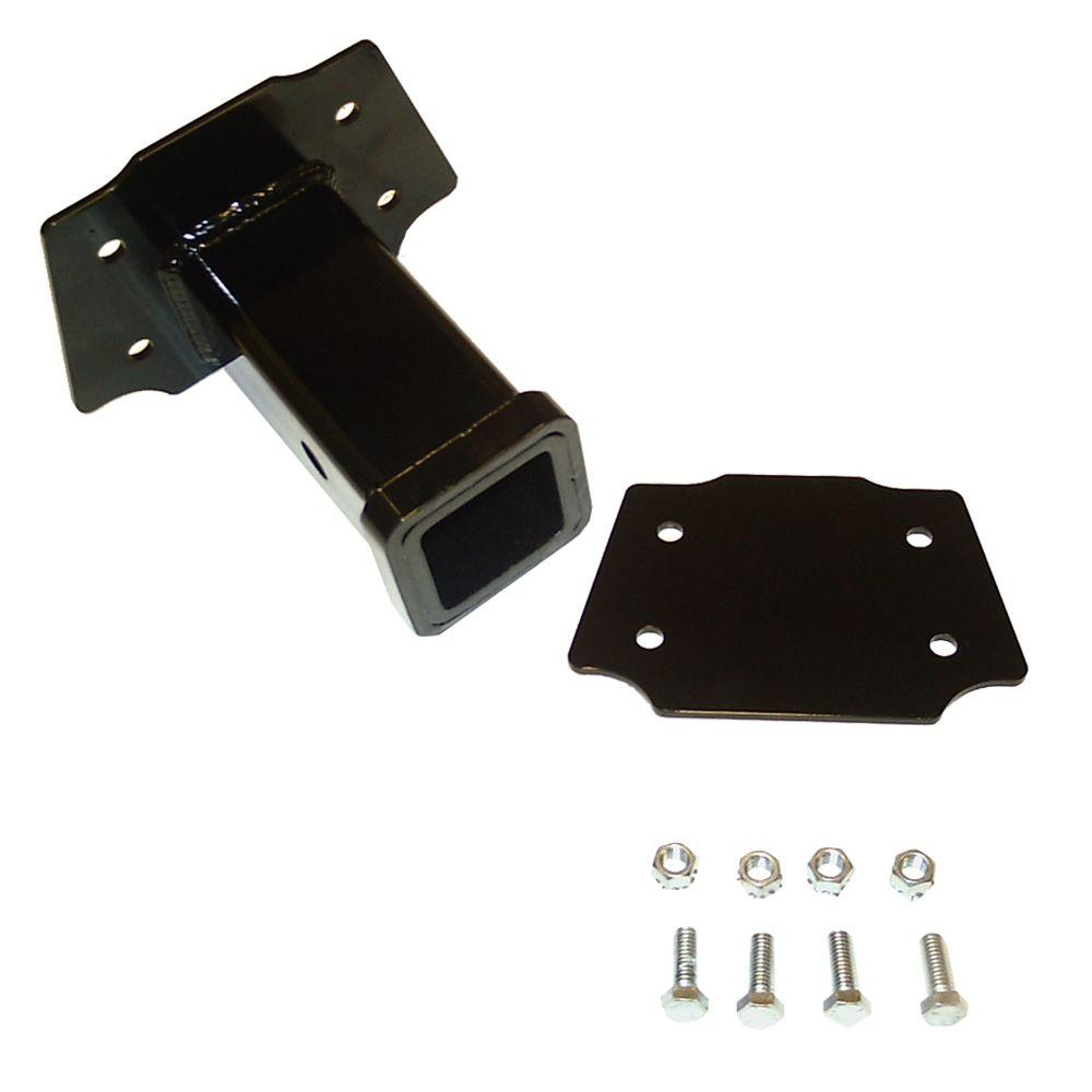 2 in. Front Receiver Hitch for 2 WD BullDog UTV's