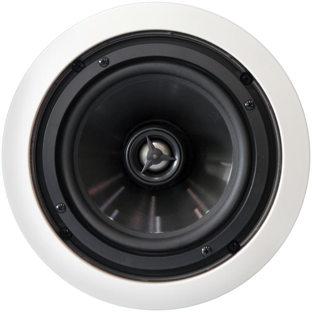6.5 in. Weather-Resistant Muro Ceiling Speakers