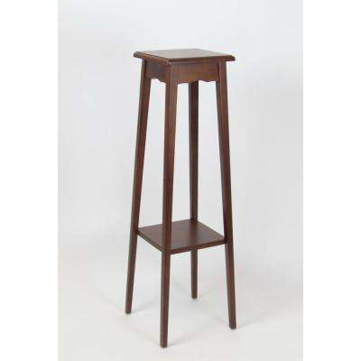Brown Plant Stand