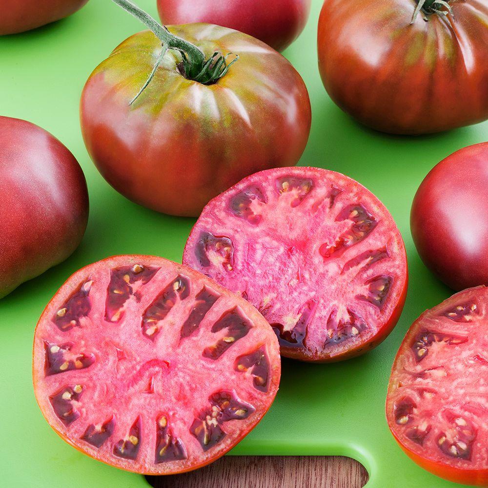 Bonnie Plants 4 in. Black Krim Tomato