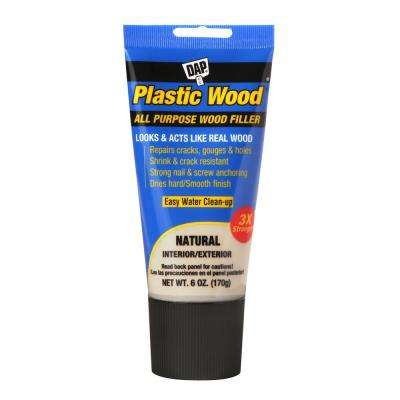 Plastic Wood 6 oz. Natural Latex Wood Filler