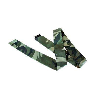 41 in. Arctic Tie in Safari Camo