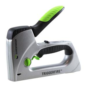 Trigger Activated and Normal Mode Manual Staple Gun