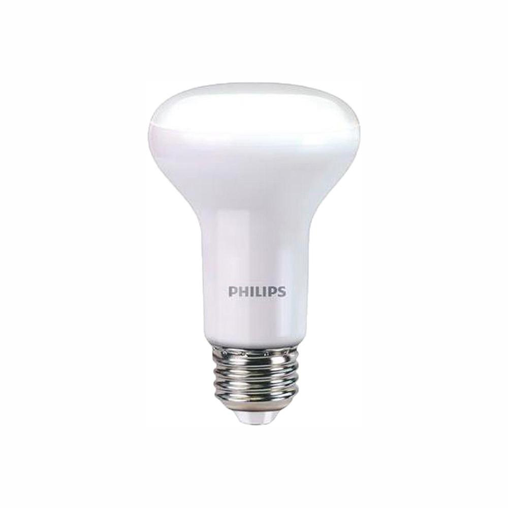 Philips 45-Watt Equivalent R20 Dimmable LED Energy Star Light Bulb Soft White with Warm Glow Light Effect