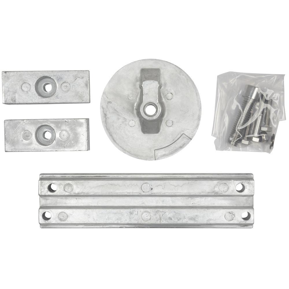 Magnesium Anode Kit For 4 Cylinder Mercury Verado