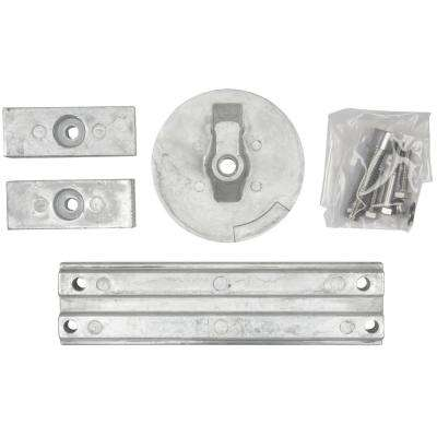 Magnesium Anode Kit For 4 Cylinder Mercury Verado