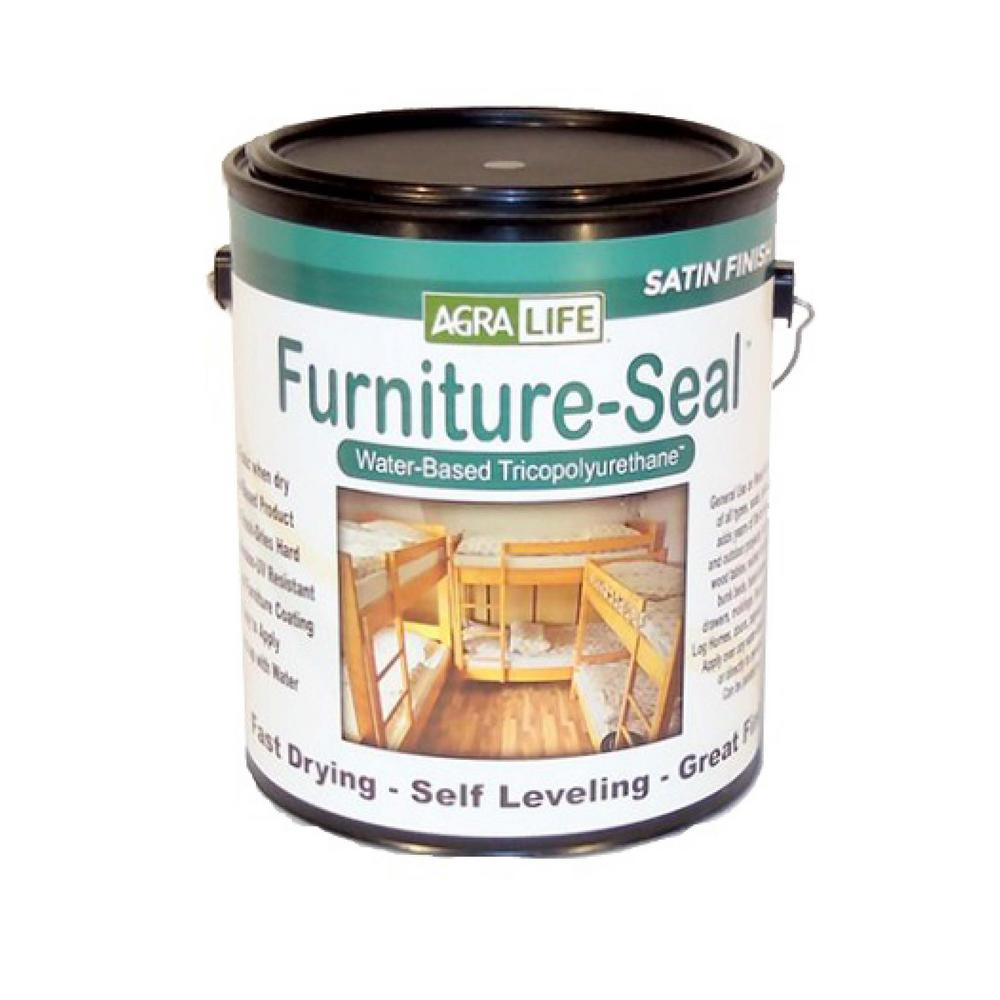 Furniture-Seal 1-Gal. by Agra Life A Modern Tricopolyurethane All Purpose