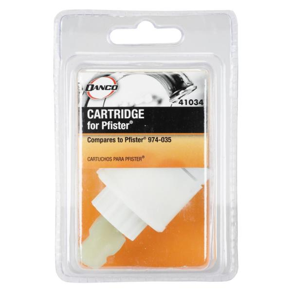 Danco Hot Cold Cartridge For Price Pfister Kitchen Sink Faucets 41034 The Home Depot