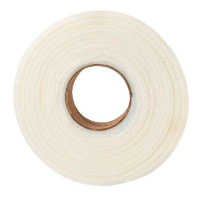 E/O 1-1/2 in. x 17 ft. Poly Foam Weatherstrip