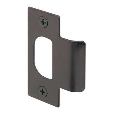 Bronze Plated T-Strike  sc 1 st  The Home Depot & Strike Plates - Door Accessories - The Home Depot