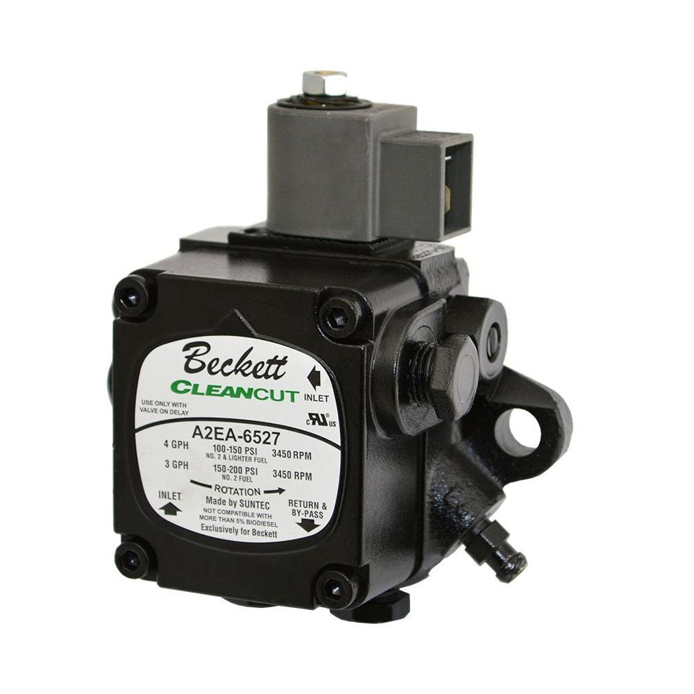 Rwb Beckett Cleancut Oil Pump 2184404u The Home Depot