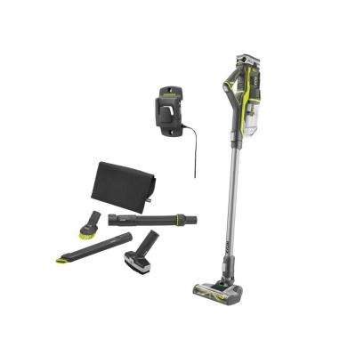 18-Volt ONE+ Stick Vacuum Cleaner with 18-Volt ONE+ 4.0 Ah LITHIUM+ Battery and 4-Piece Vacuum Accessory Kit
