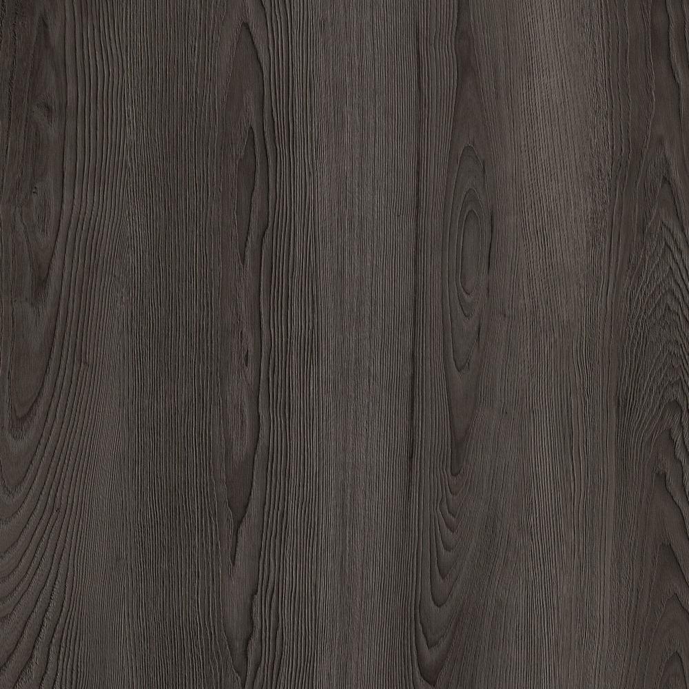 Black Ash 7.1 in. x 47.6 in. Luxury Vinyl Plank Flooring (23.44 sq. ft. / case)