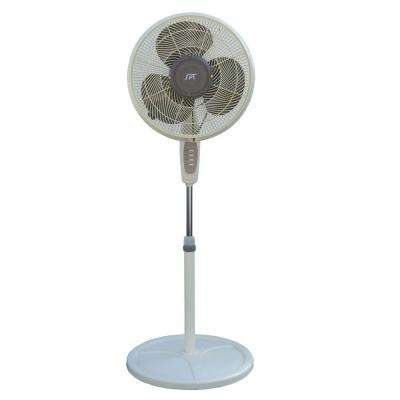 900 CFM 3-Speed 16 in. Outdoor Misting Fan for 100 sq. ft.