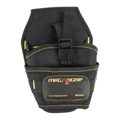 1-Pocket Magnetic Drill Holster with Left and Right Handed