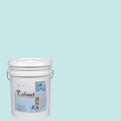 5 gal. Calm Haven Green Latex Premium Antimicrobial and Anti-Mold Interior Paint