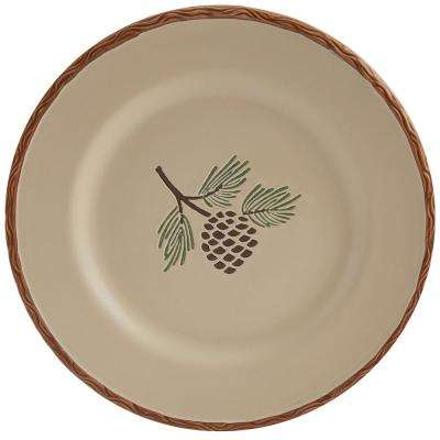 Pincroft Tan Dinner Plate (Set of 4)