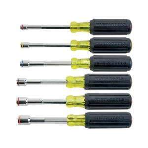 Klein Tools Heavy-Duty Nut Driver Set (6-Piece) by Klein Tools