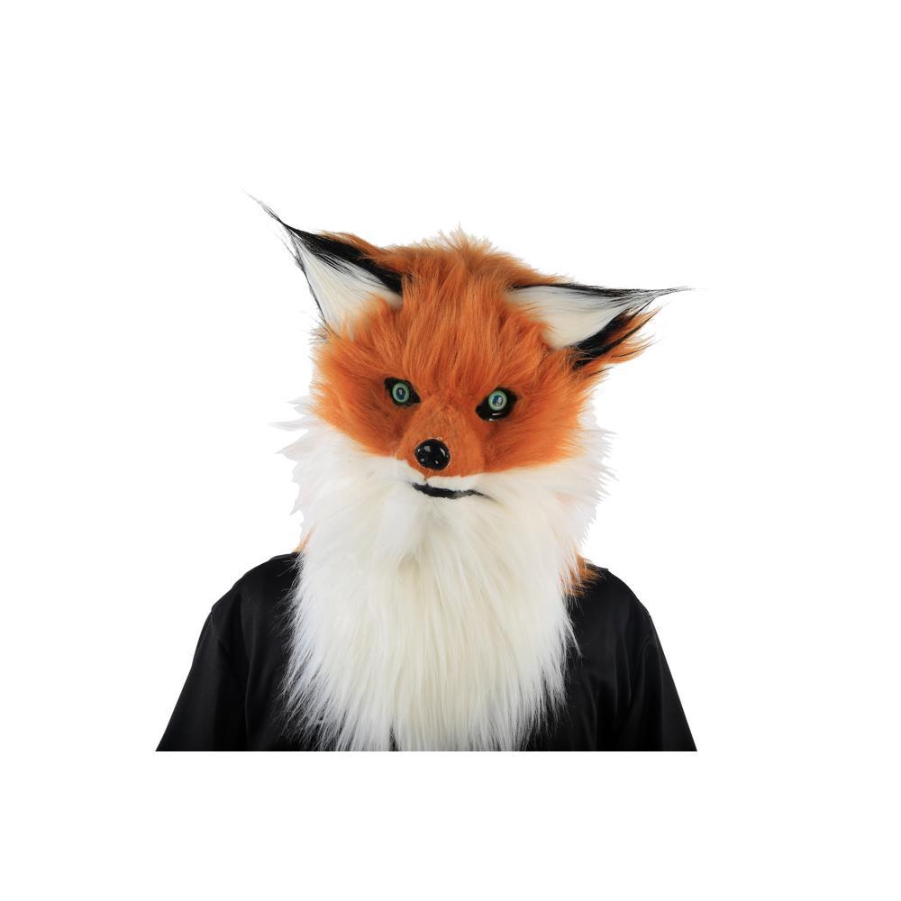 Animalistic Masks-Red Fox