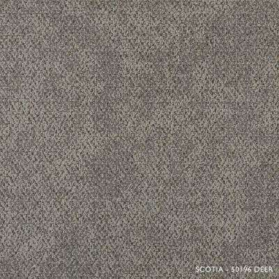 Scotia Deer Loop 19.68 in. x 19.68 in. Carpet Tiles (8 Tiles/Case)