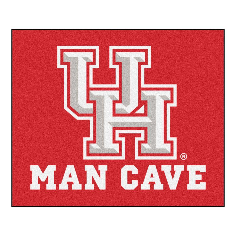 Man Cave Store Salisbury Nc : Fanmats ncaa university of houston red man cave ft