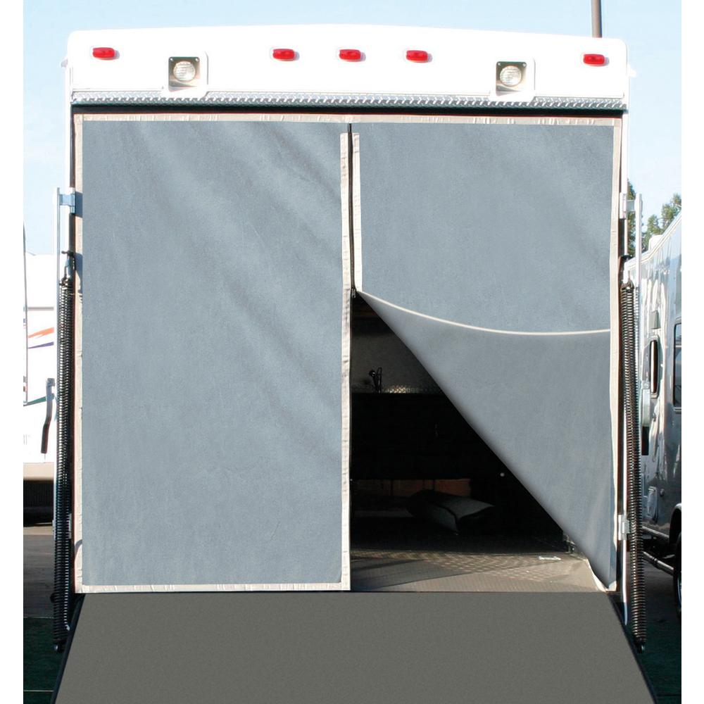 Toy Hauler With Outdoor Kitchen: Toy Hauler Screen Classic Accessories High Quality