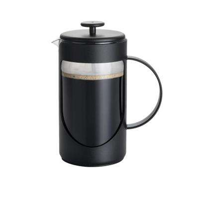 Ami-Matin 8-Cup French Press in Black