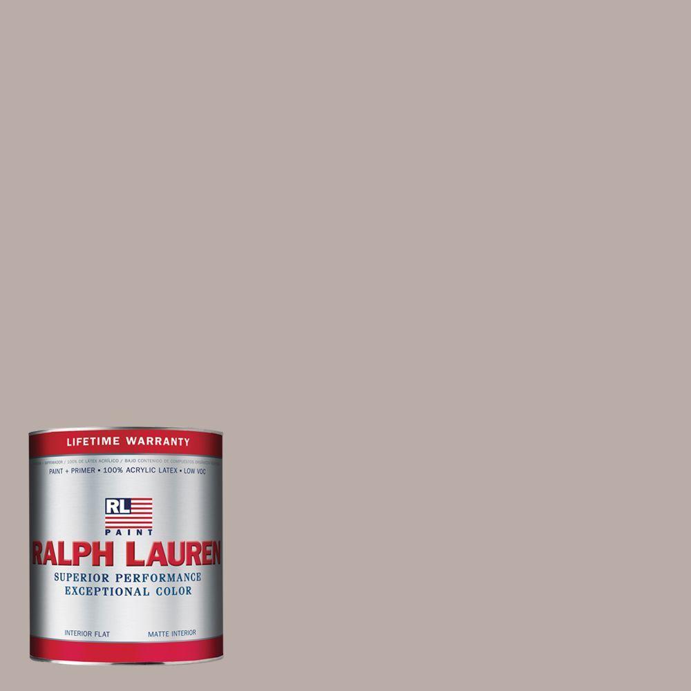 Ralph Lauren 1-qt. Butler's Silver Flat Interior Paint