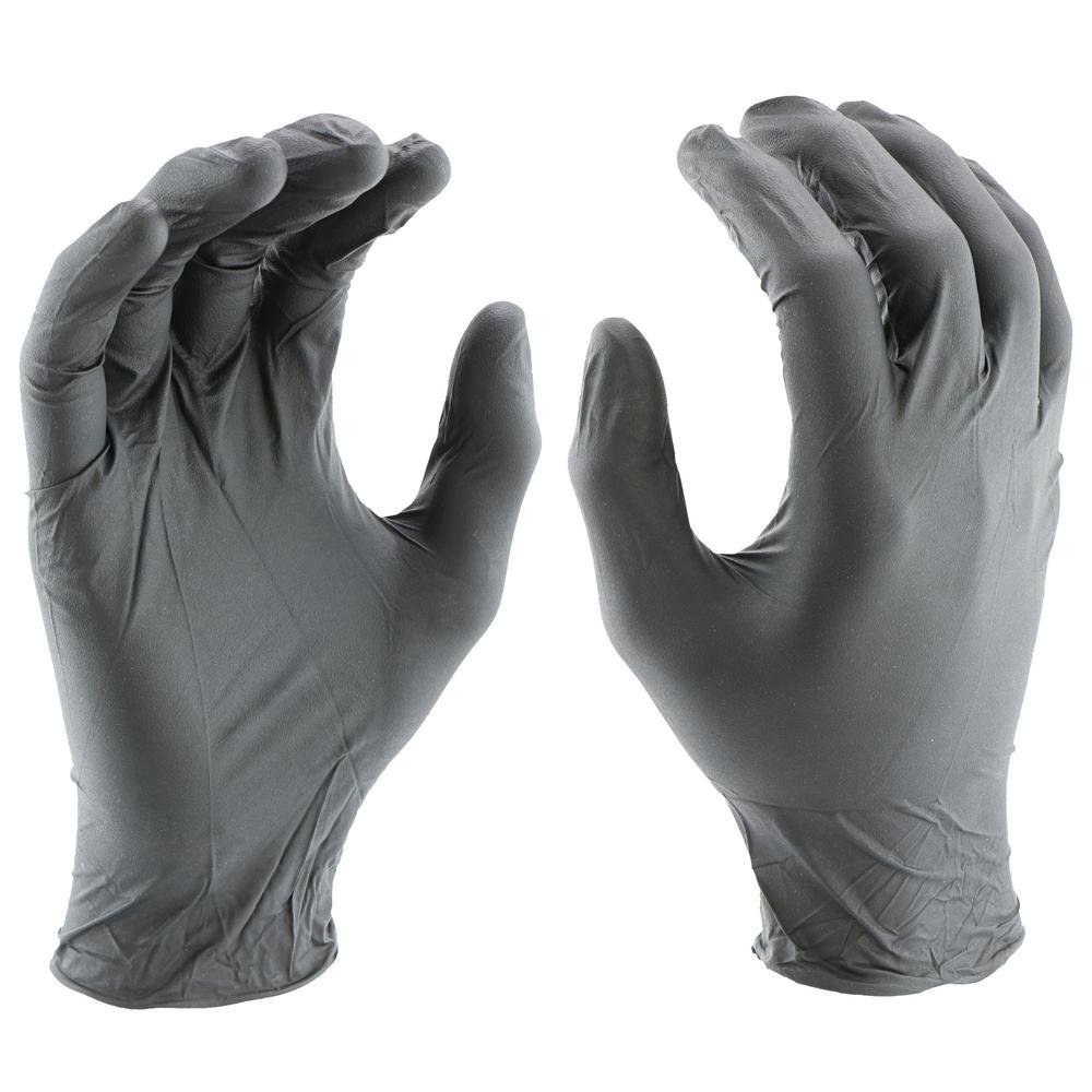 Nitrile Heavy-Duty Disposable Gloves