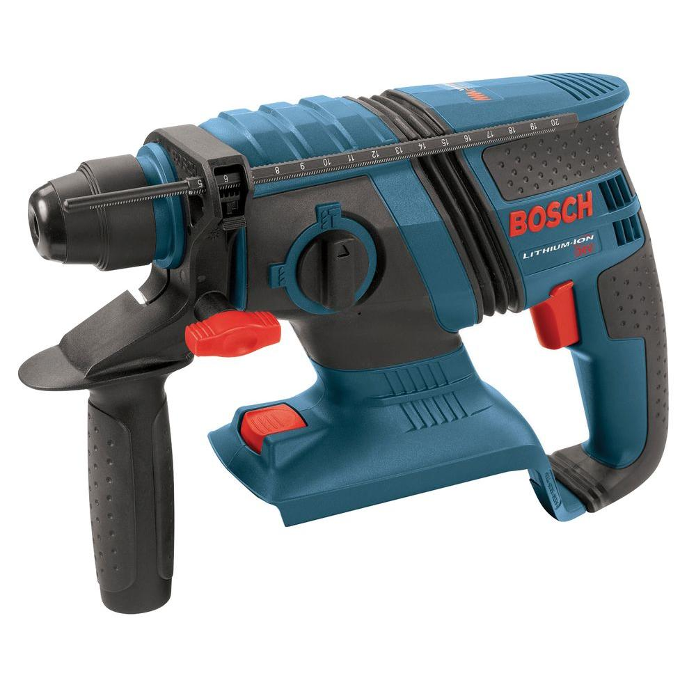 Bosch 36-Volt 1 in. SDS-Plus Rotary Hammer Bare Tool