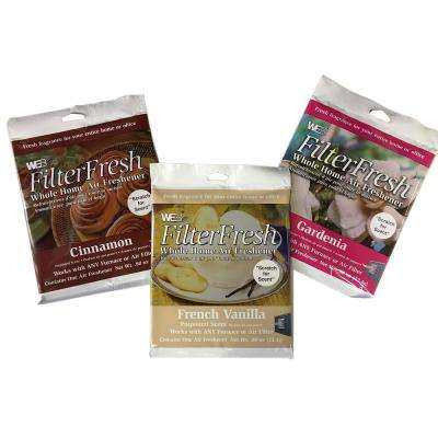 Filter Fresh Whole Home Air Freshener Fall Assortment (6-Pack)