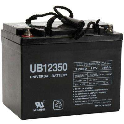 SLA 12 -Volt I4 Internal Threaded Terminal Battery