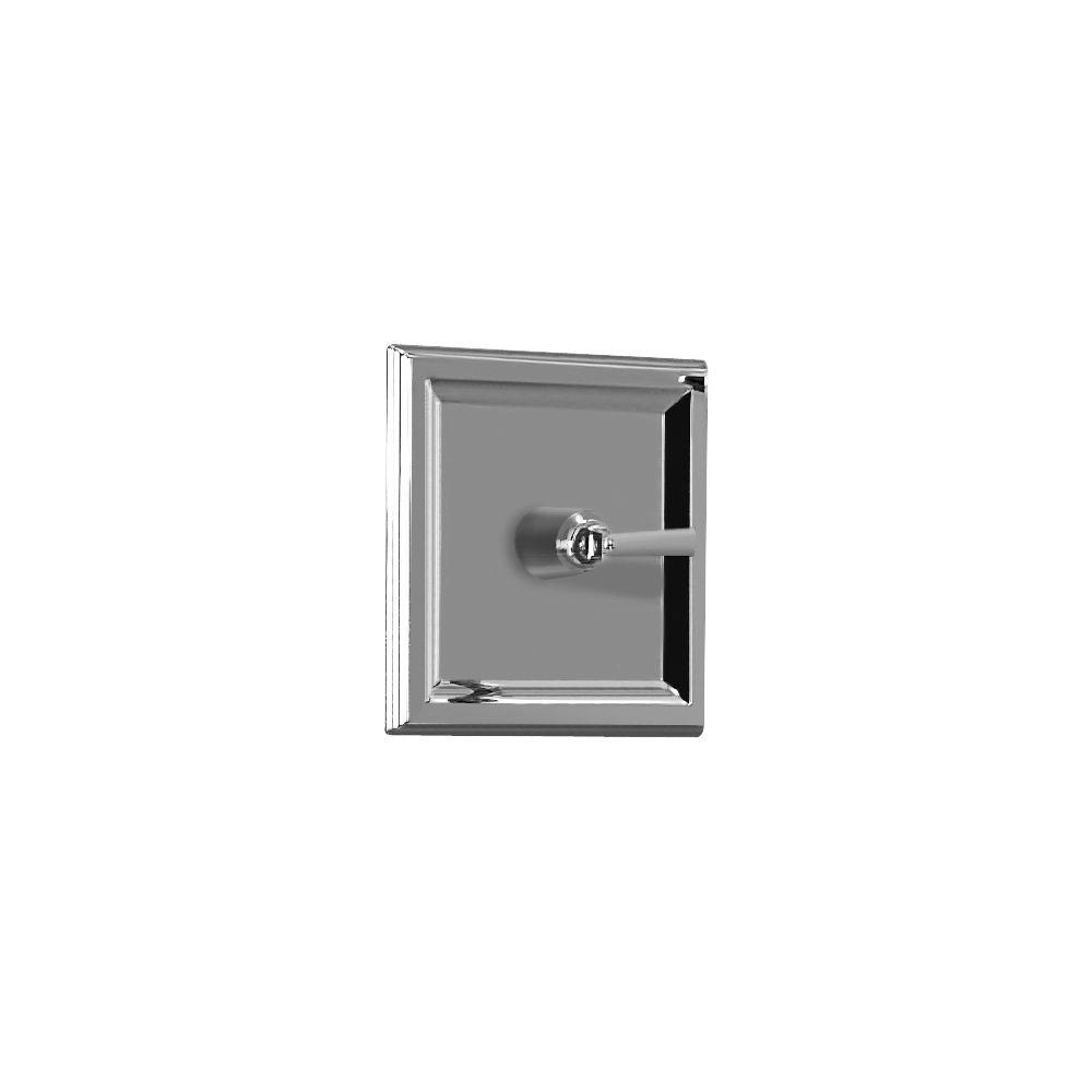 American Standard Town Square 1-Handle Central Thermostat Valve Trim Kit in Polished Chrome (Valve Not Included)