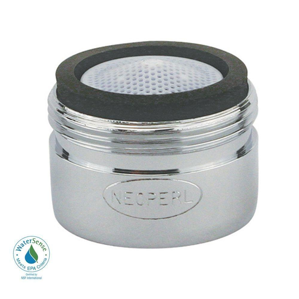 NEOPERL 1.2 GPM Small-Size Male PCA Water-Saving Faucet Aerator ...