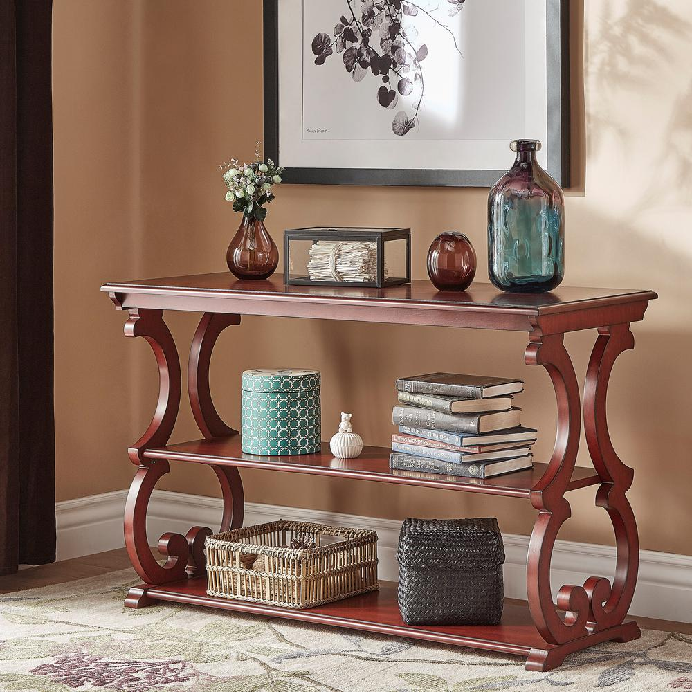 Kelsey Rich Berry Console