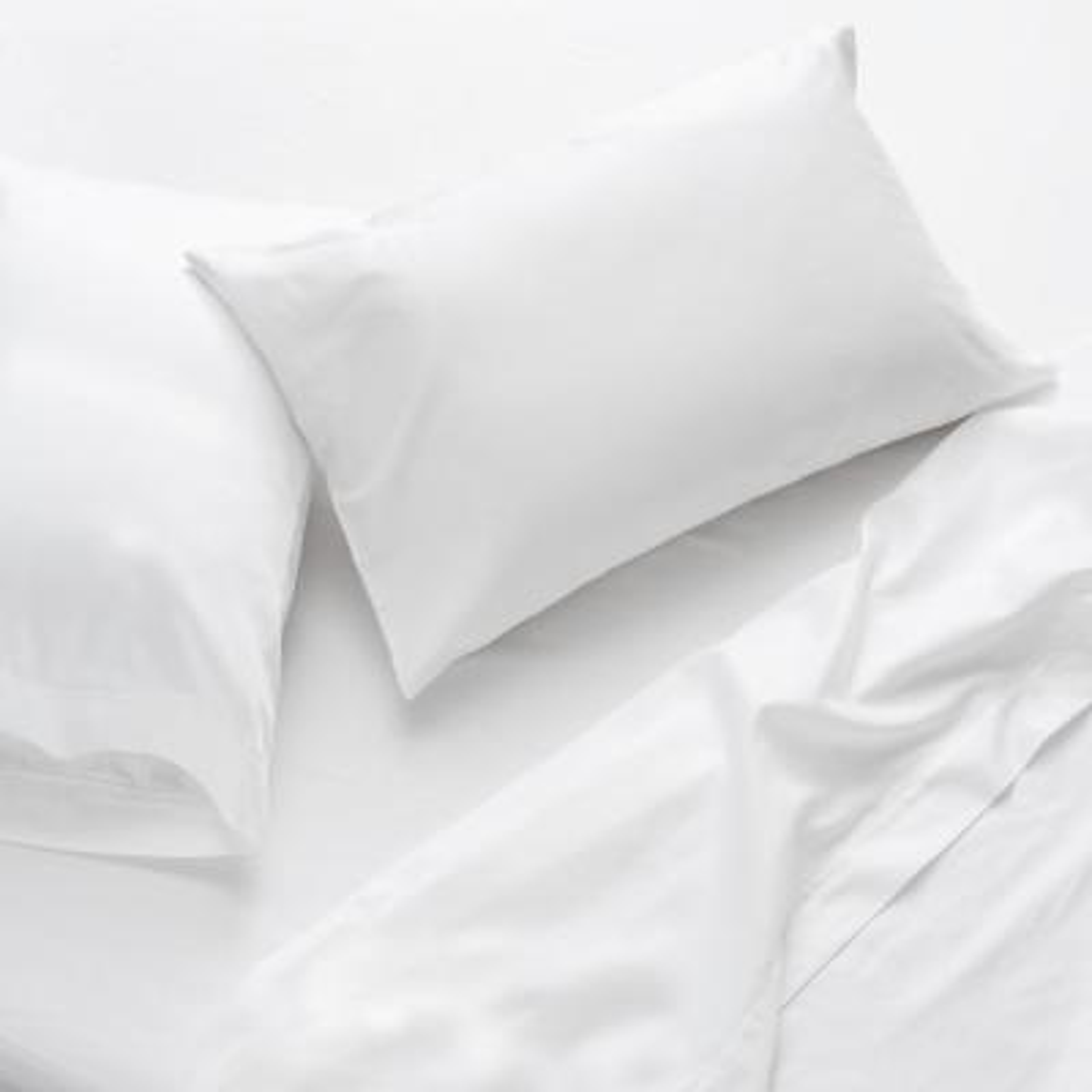The Hygrocotton White Full Sheet Set