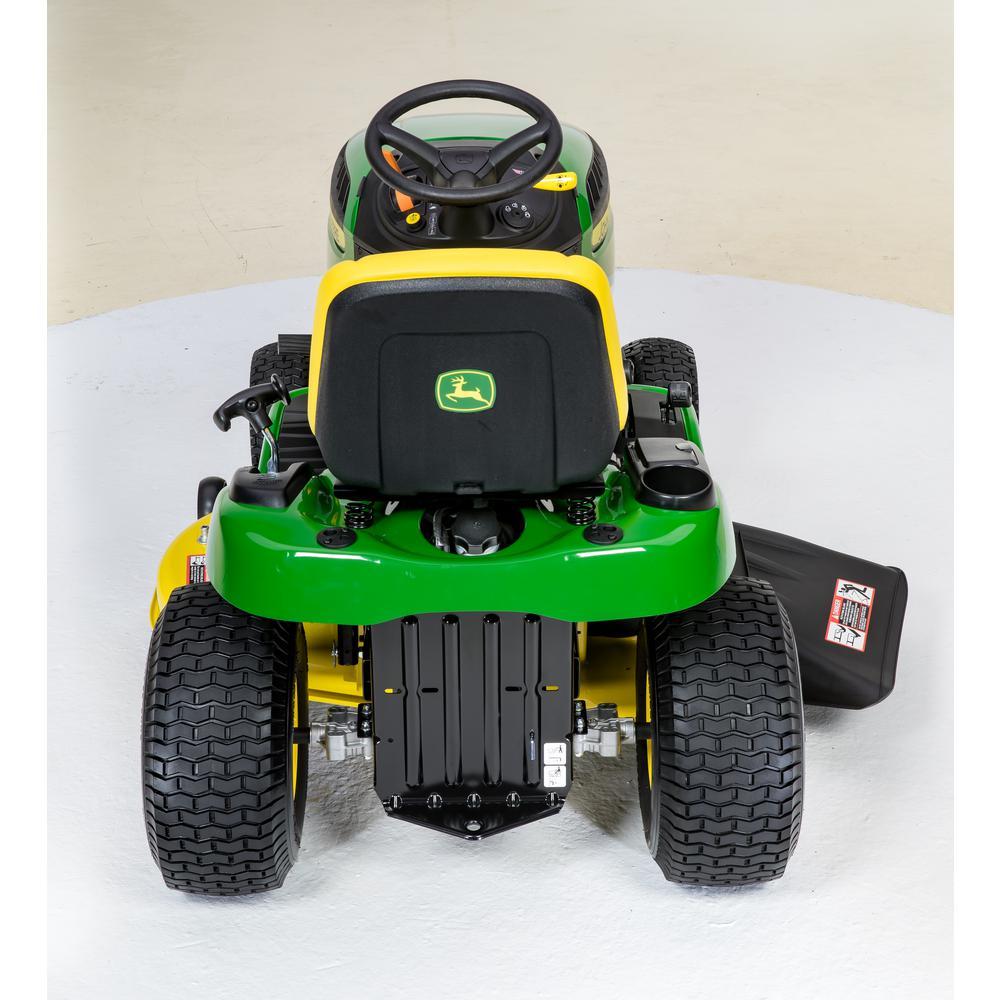 John Deere E120 Lawn Tractor Best Riding Lawn Mower For Hills