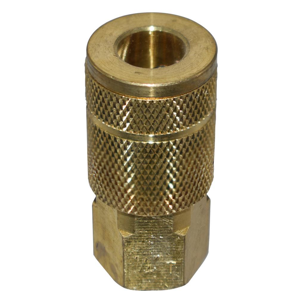 15-L Screw-to-Connect Coupling female body size 3