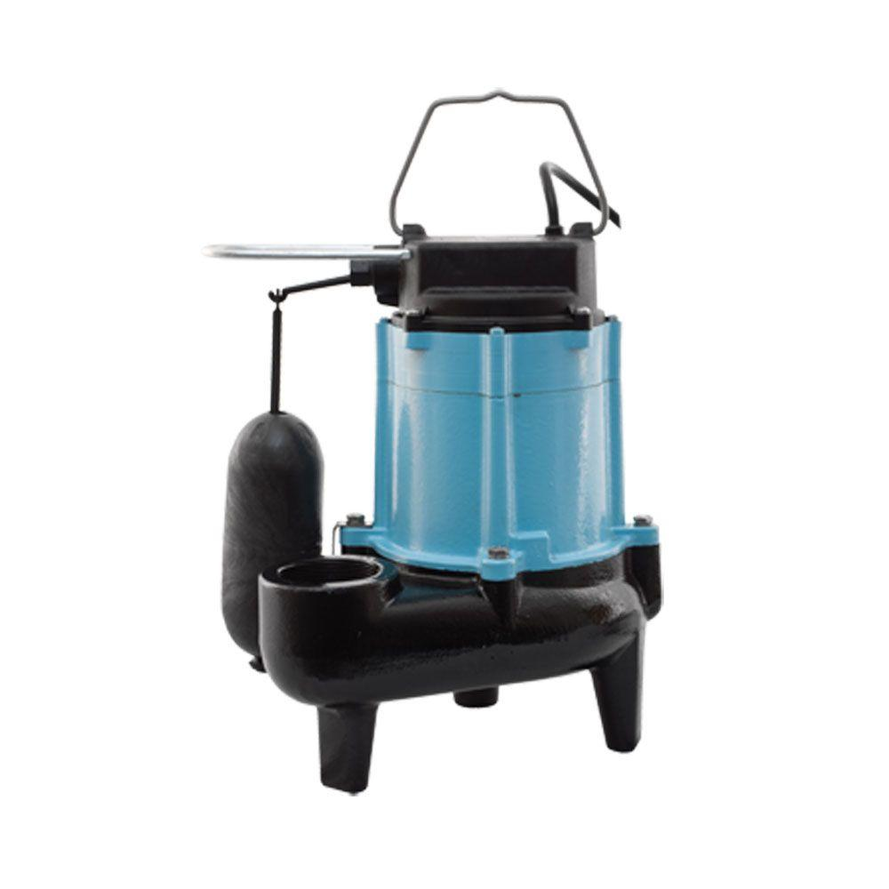 10SN-CIA-SFS 1/2 HP Automatic Submersible Sewage Pump