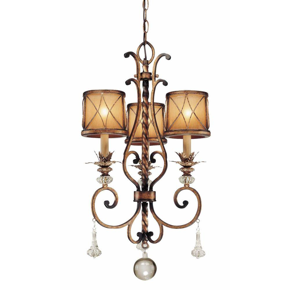 Minka lavery aston court 3 light bronze mini chandelier 4753 206 minka lavery aston court 3 light bronze mini chandelier 4753 206 the home depot arubaitofo Images