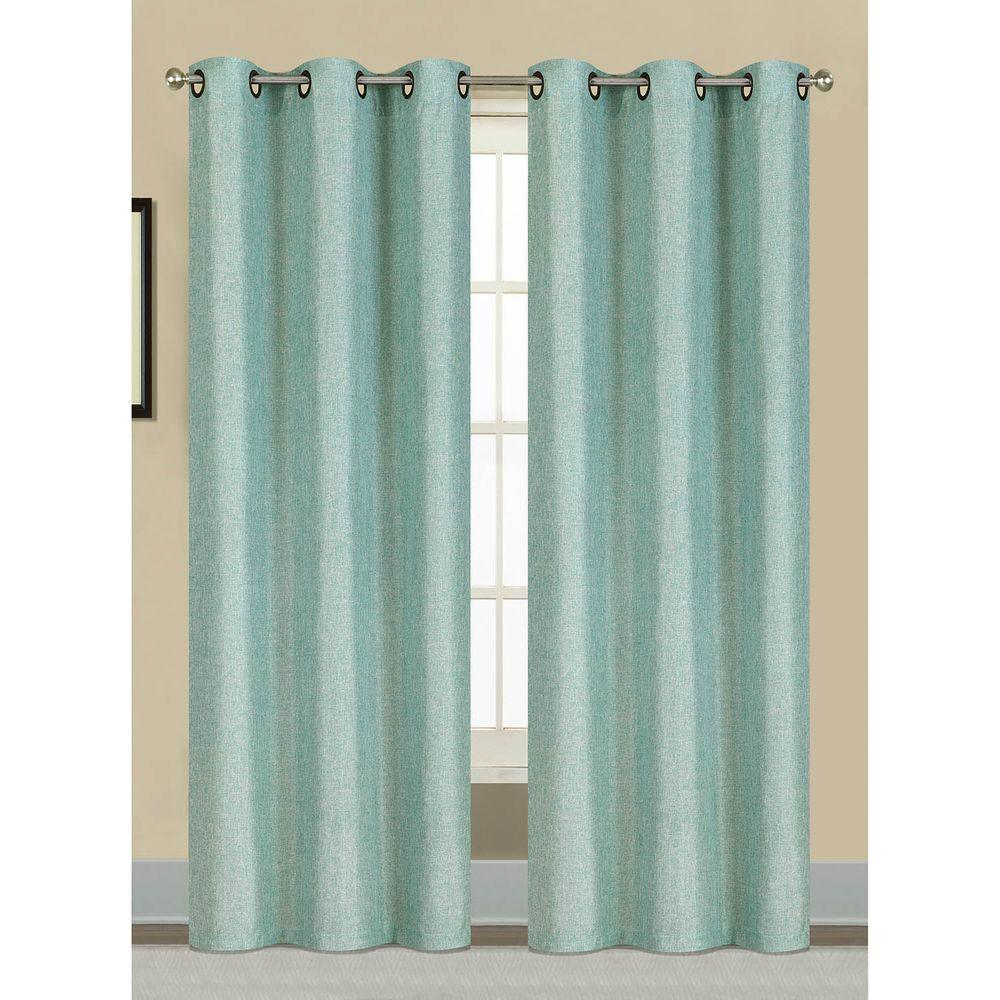 Window Elements Semi Opaque Willow Textured Woven 96 In L