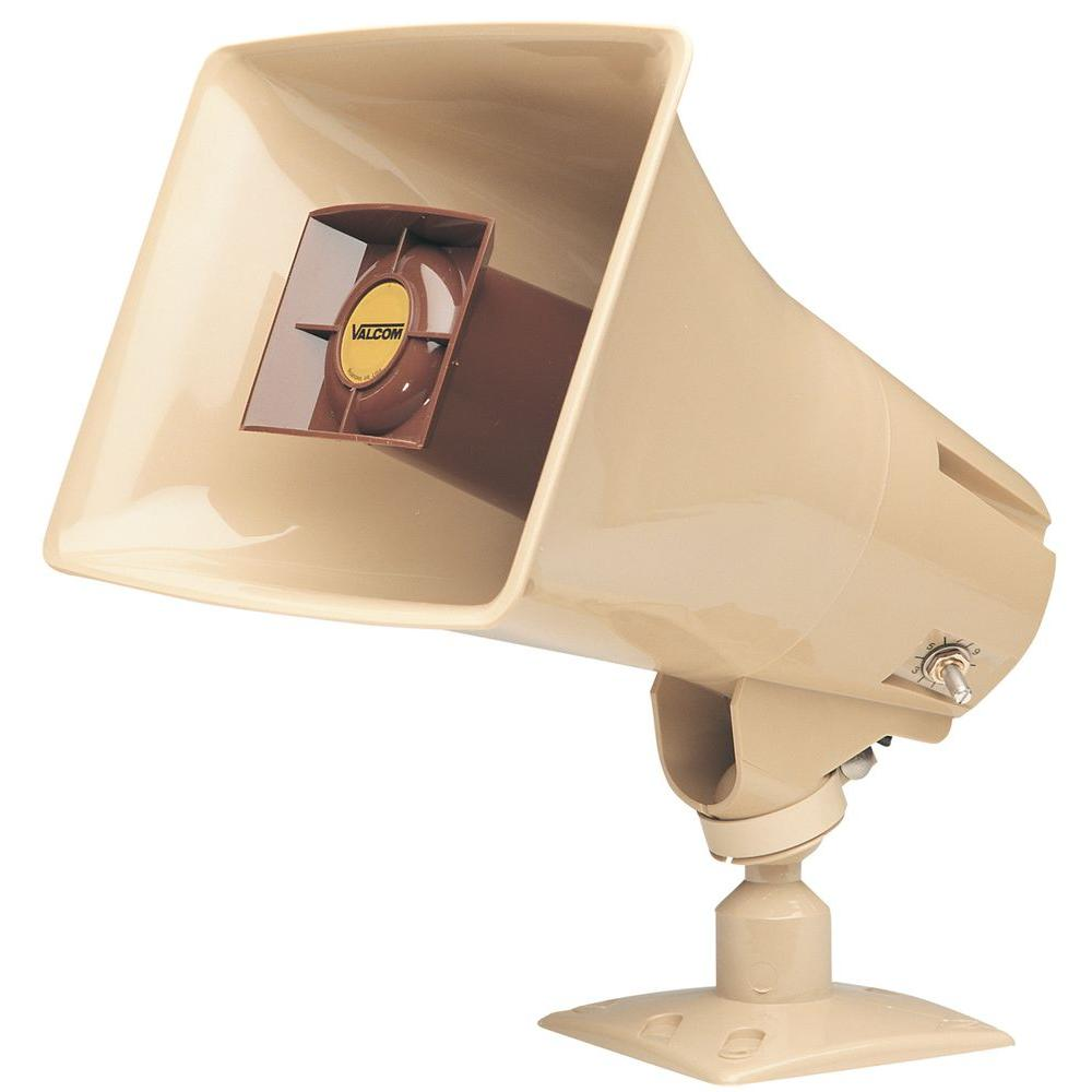 5-Watt High-Efficiency Horn - Beige