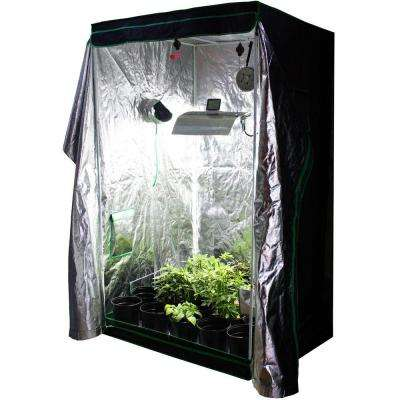 4 ft. x 4 ft. Complete Organic Grow Room