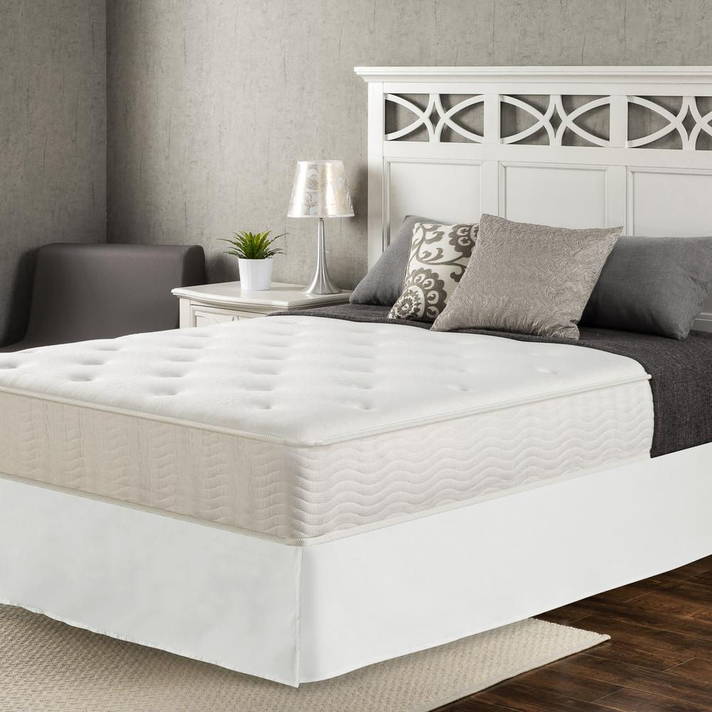 Zinus Icoil King Firm Pocketed Spring Mattress
