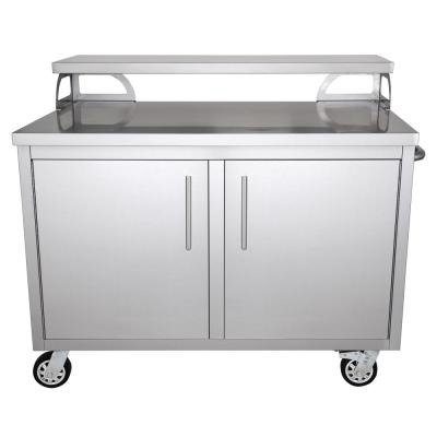 Outdoor Kitchen Cabinets Outdoor Kitchen Storage The Home Depot