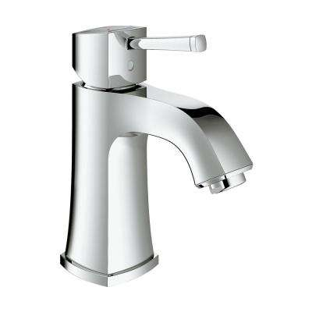 grandera single hole 12 gpm bathroom faucet in starlight chrome